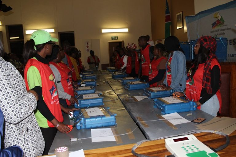 Oshakati-East Constituency By-Elections