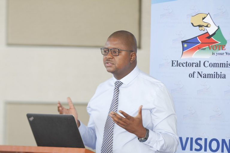 Technical Session on Namibia's Electoral Process