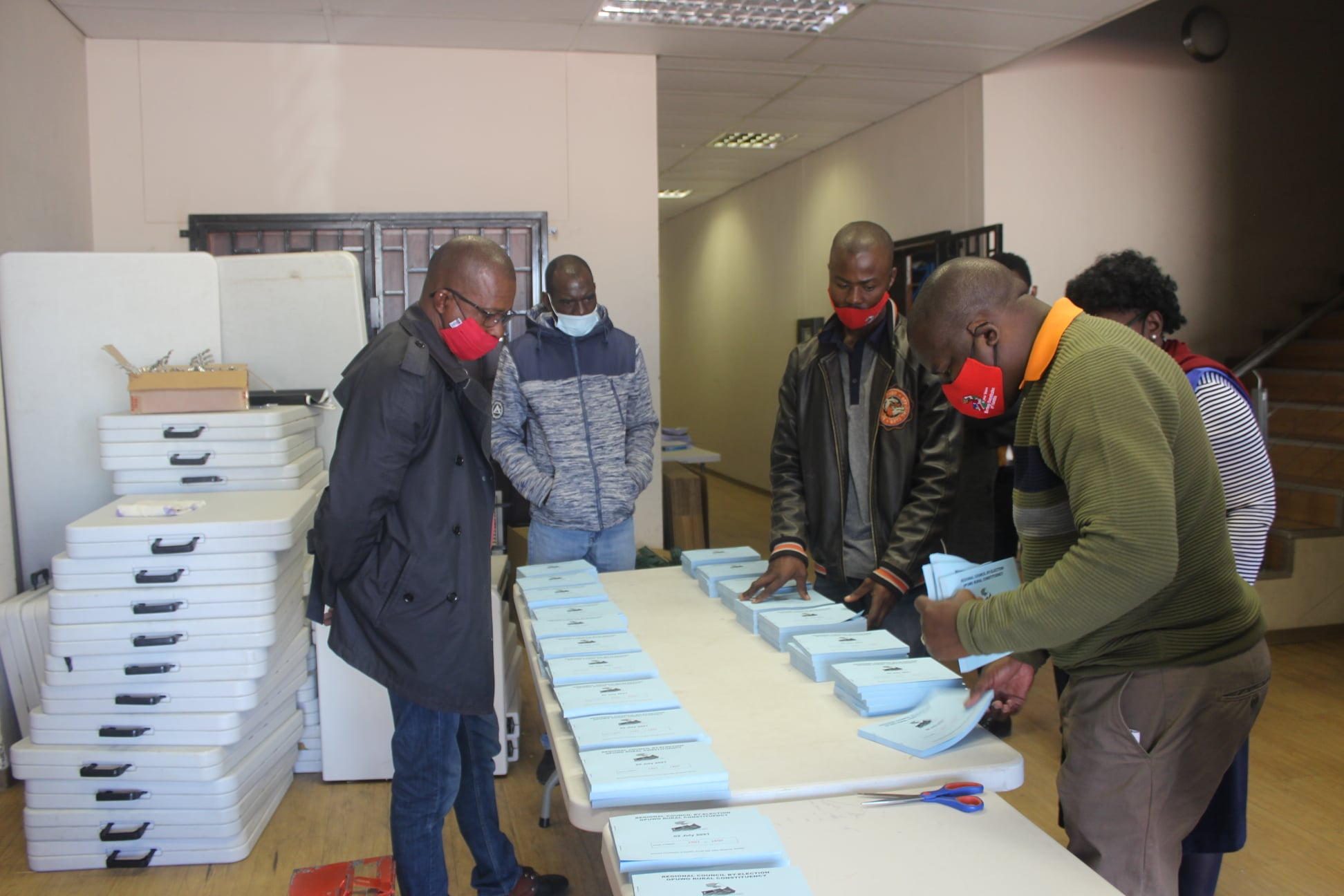 Preparations for the Opuwo Rural Constituency By-Election