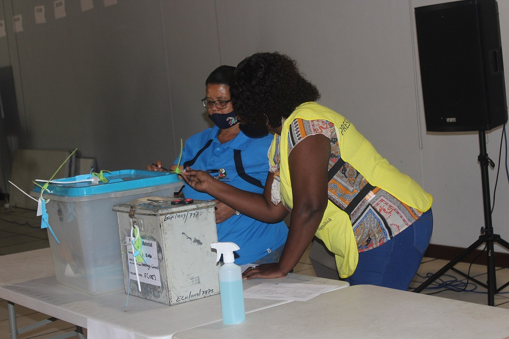 Recount of the Regional Council Election